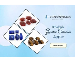 Wholesale Gemstone Cabochons Jewelry Making Supplies | j-cabochons.com