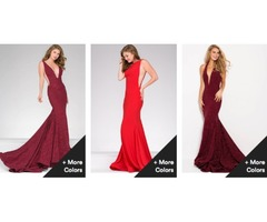 Fashionable Jovani Desinger Dresses - Couture Candy