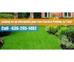 lawn maintenance service troy Missouri