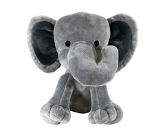 Elephant Plush For Kids