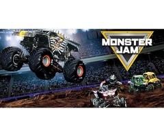 Monster Jam Tickets 2018 - TixBag - No Service Fees