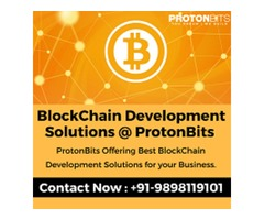 ProtonBits - BlockChain Development Company