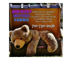 Midwest Movers Fargo (Moving services)