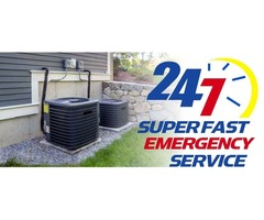 Central air HVAC Heating systems repairs services and installs