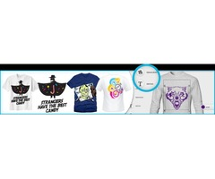 Make Use of Custom Tshirt Design Software to Carve Your Own Niche in the Industry