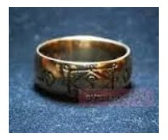 Change your life with the great magic ring of provision and protection