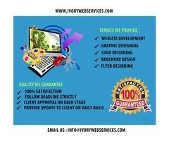 AFFORDABLE WEB DESIGNING - LOGO DESIGN - BANNER DESIGN - WORD PRESS DEVELOPMENT COMPANY
