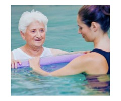Take Immense Health Benefits Of Aquatic Therapy