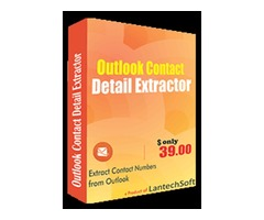 Best Outlook Contact Extractor software for business.