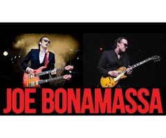 Joe Bonamassa Concert - Joe Bonamassa Concert Tickets & Tour 2018