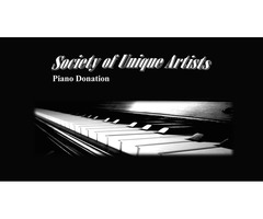 Donate A Piano For A Tax Deduction