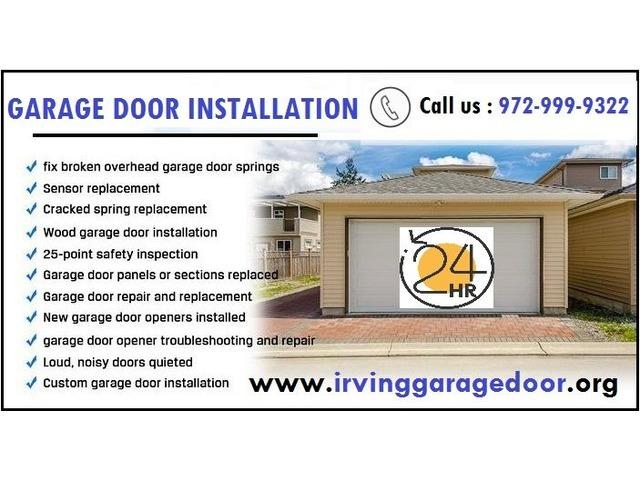 Garage Door Repair 75039 Fast Service Call Us Now Household
