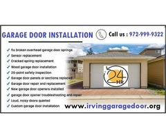 Garage Door repair 75039| Fast Service Call us now