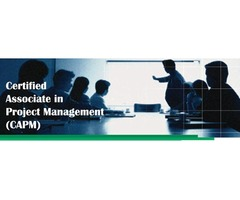 Certified Associate in Project Management (CAPM) Certification - Enroll Now!