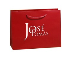 China Promotional Custom Printed Paper Bags