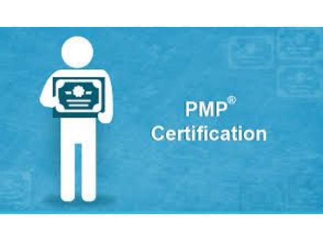 Program Management Professional Pmp Certification Training Other