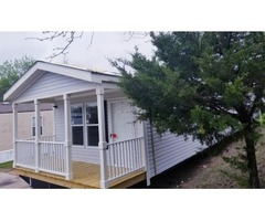 3 bedrooms 2 baths New Manufactured home 2018