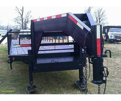 40 ft Trailmaster gooseneck trailer