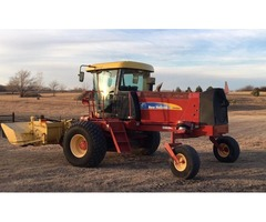 2008 New Holland H8080 Swather