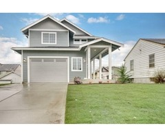 This gorgeous NEW home is finished&waiting for you!2 story home