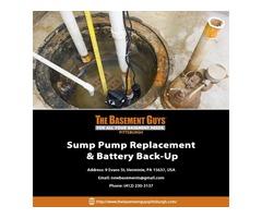 Basement Water Proof