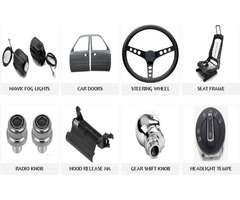 Buy Car Accessories Online with Automobile Junk Yards