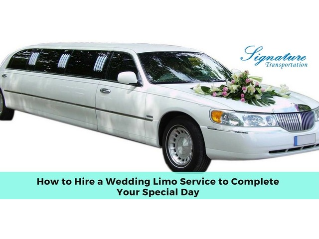 Car Rentals Charlotte Nc >> How To Hire A Wedding Limo Service To Complete Your Special Day