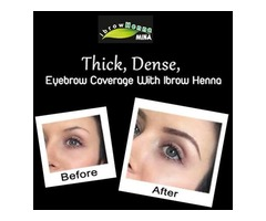 Give Your Eyebrow Fabulous Look With Our Best Henna Tint