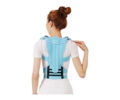 New Women / man Adjustable Back Belt Posture Corrector