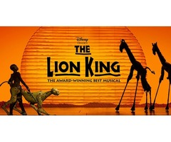 The Lion King Tickets 2018 - TixTm
