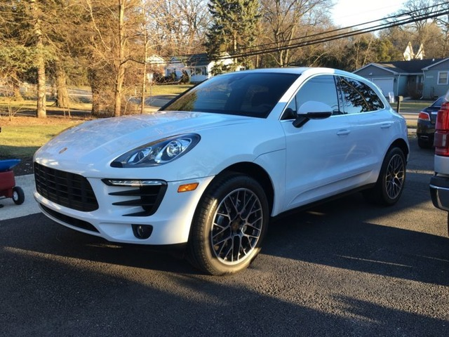 2017 Porsche Macan S | free-classifieds-usa.com