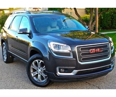 2015 GMC Acadia SLT Sport Utility 4-Door | free-classifieds-usa.com