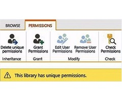 SharePoint Online Permissions Reports - QIPoint