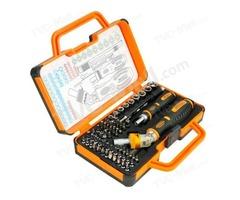 JAKEMY JM-6111 69-in-1 Precision Screwdriver Hardware Repair Open Tools Demolition Kit