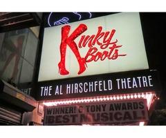 Kinky Boots Tickets | Al Hirschfeld Theatre, New York - TixBag