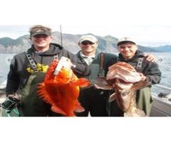 Alaska Fishing Trips with Alaska Halibut Fishing Charter