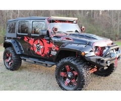 2016 Jeep Wrangler Call of Duty Black OPS