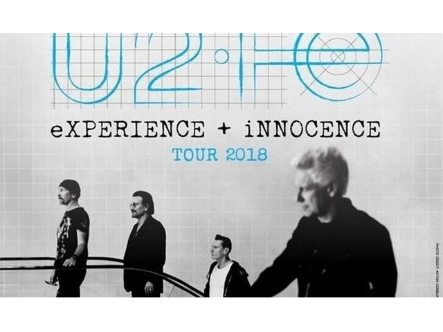 u2 concert tickets 2018 live in ny madison square garden - U2 At Madison Square Garden