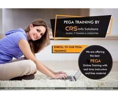 Pega online training USA