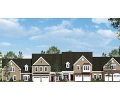 Two Story Villa For Sale in Heritage at Pennington New Jersey