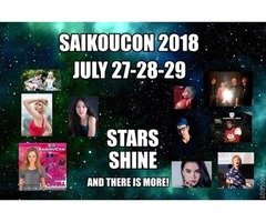 BE HAPPY and HAVE FUN at SAIKOUCON 2018