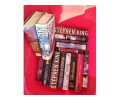Stephen King Collection, Books