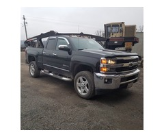 2015 Chevrolet Silverado 2500 Chrome