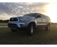 2015 Toyota Tacoma TRD Off Road