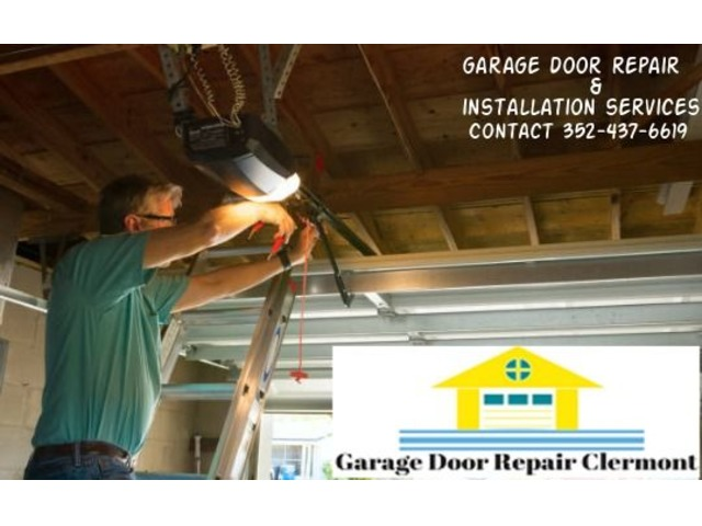 Beau Garage Door Spring Repair Service In Clermont FL