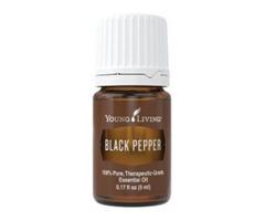 Black Pepper Essential Oil – 5ml