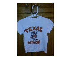 UT Longhorn Kid's Kids Clothes Toddler t-shirts