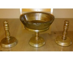 Dishes - Fruit Bowl, Candle Holders, Serving Tray Trays