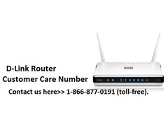 D-Link Router Customer Care Number
