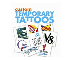 China Promotional Custom Printed Tattoos